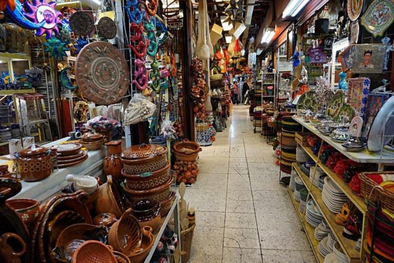 1. Mercado de Coyoacán