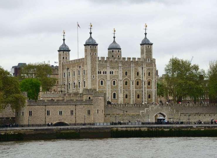 1. Torre de Londres