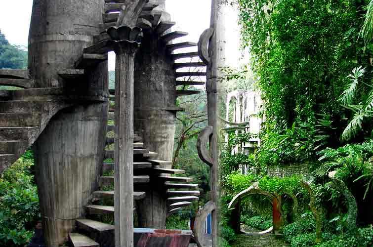 Resultado de imagen para la huasteca potosina jardin surrealista