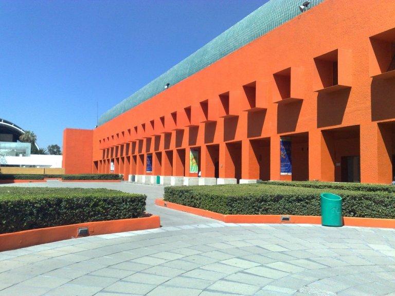 11. Centro Nacional de las Artes
