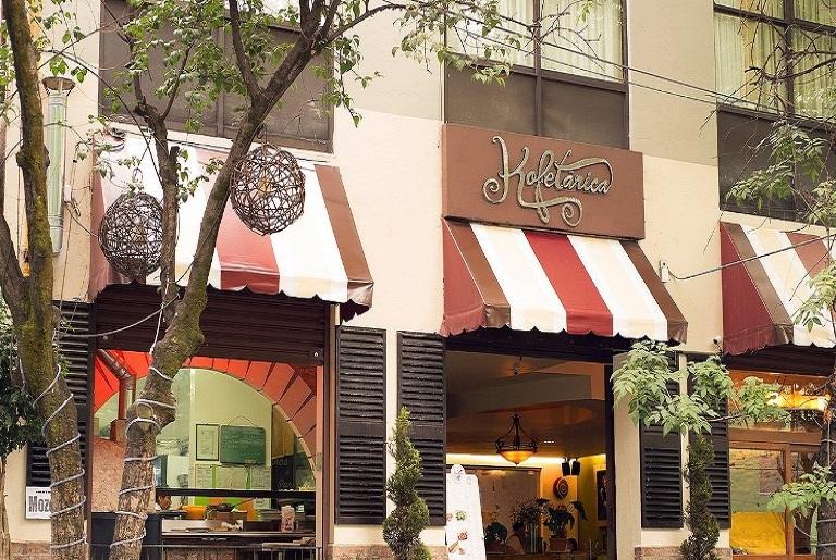 14. Restaurante Bar Kofetárica