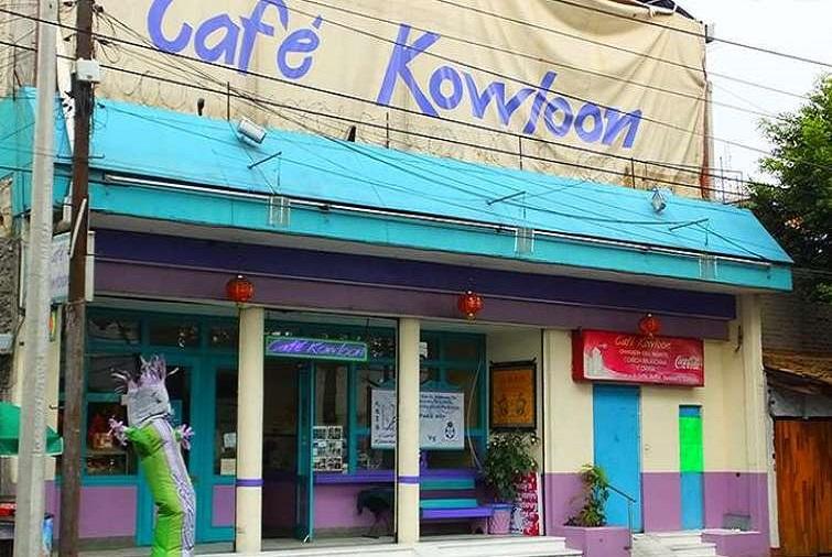 16. Café Kowloon