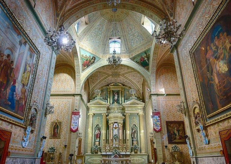 19. Parroquia del Sagrario de San Sebastián
