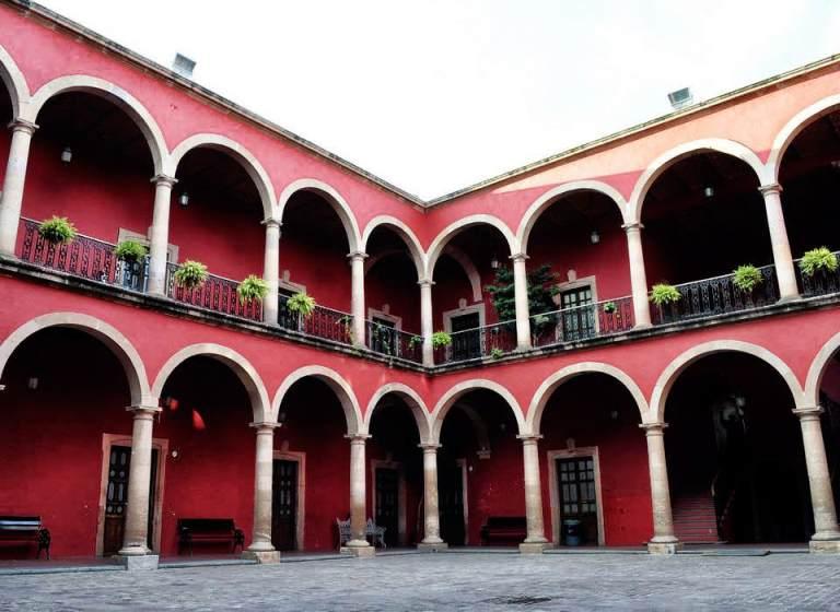 2. Casa de la Cultura Diego Rivera