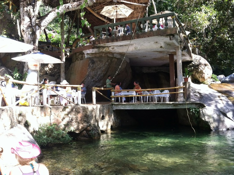 3. Conoce el Eden Jungle Restaurant