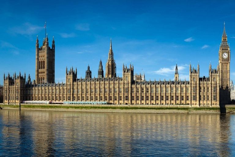 6. Palacio de Westminster y Big Ben