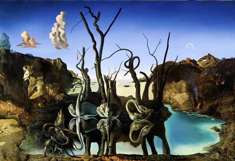 7. ¿Siempre mantuvo su amistad con Dalí