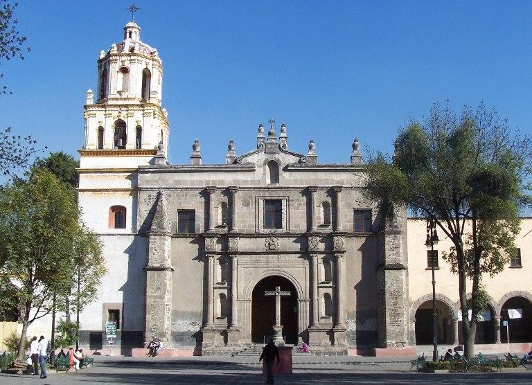 7. Iglesia de San Juan Bautista