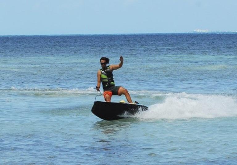 7. Practica tu deporte de playa favorito