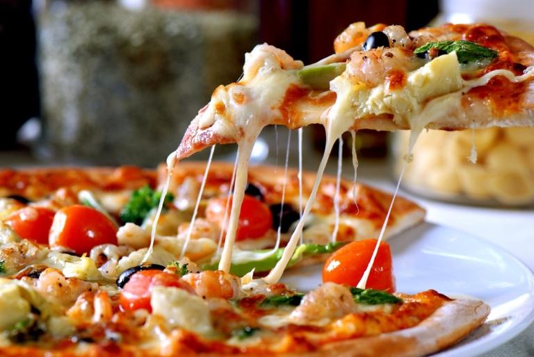 8. La Pizza Della Nonna