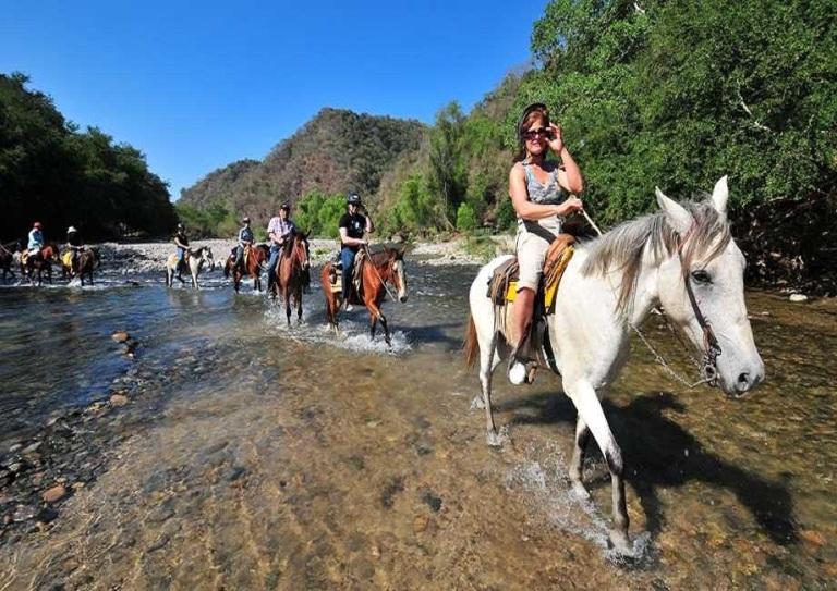 8. Tour de paseos a caballo