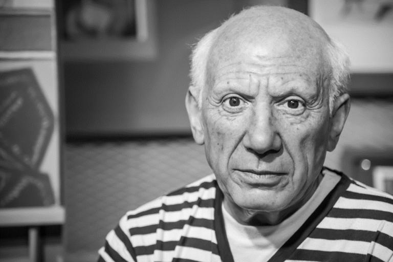 9. ¿Conoció a Picasso
