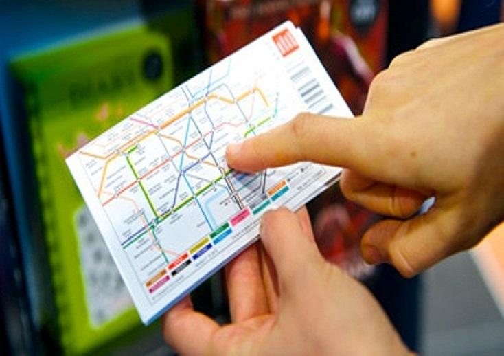 9. ¿Cuánto cuesta el mapa del metro