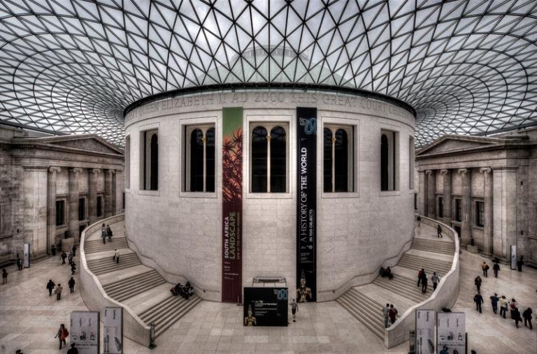 9. Museo Británico