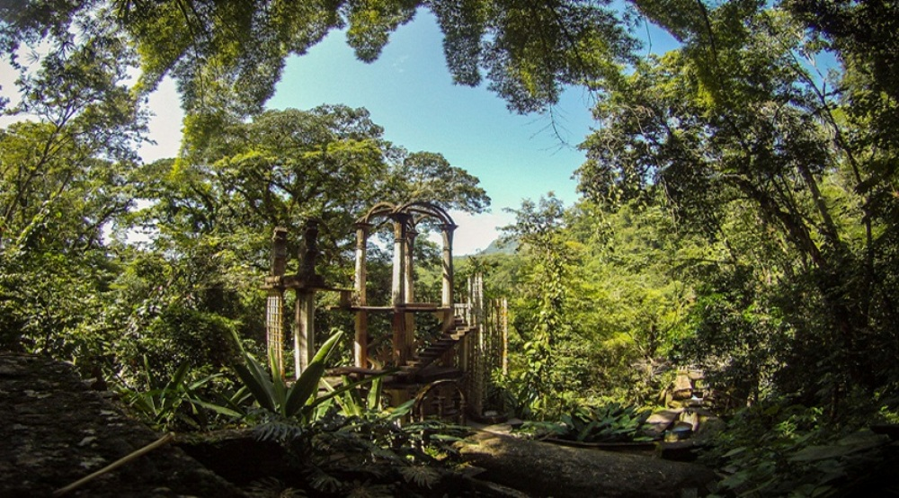 jardin surrealista