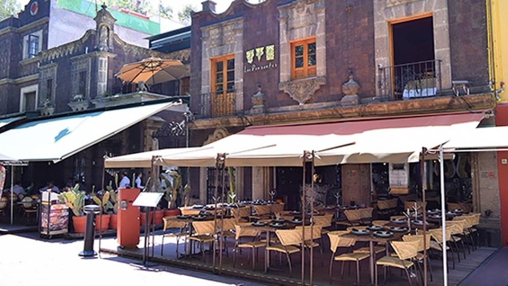 restaurantes coyoacan