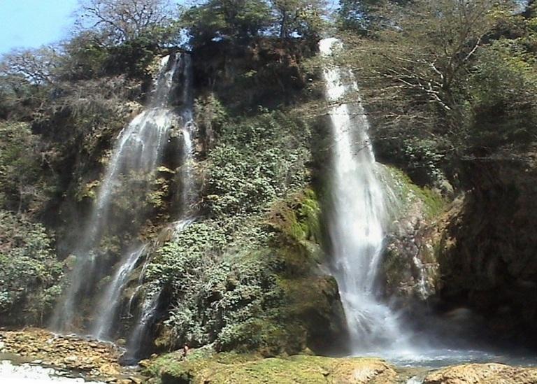1. El Aguacate, Tamasopo