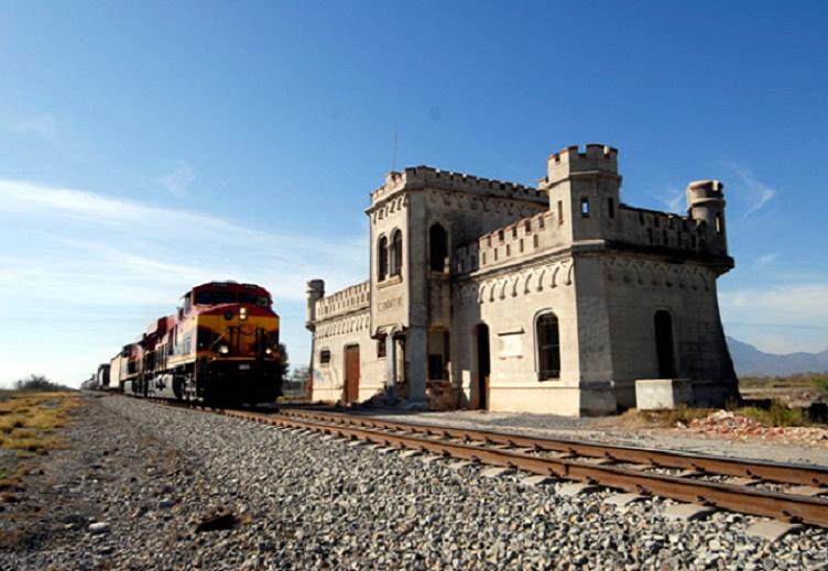 Estación en Candela
