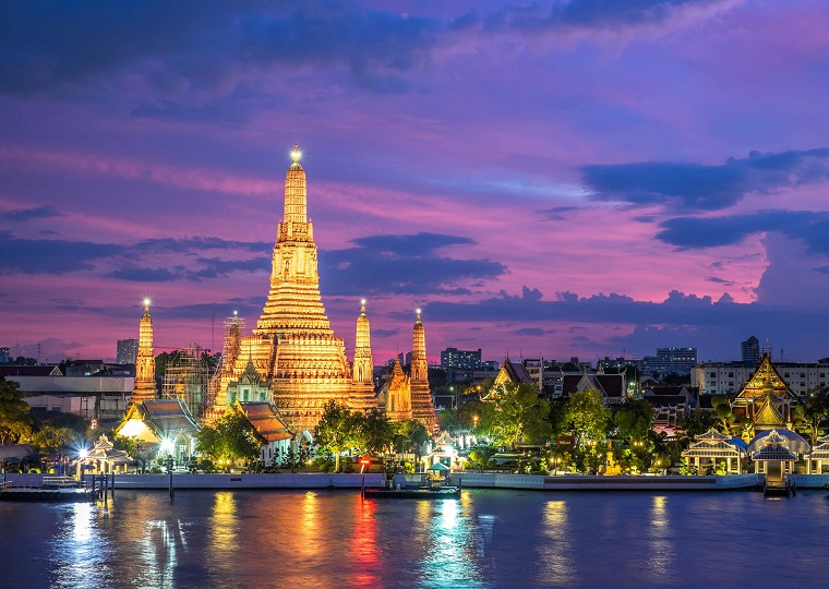 Cheap places to visit - Thailand