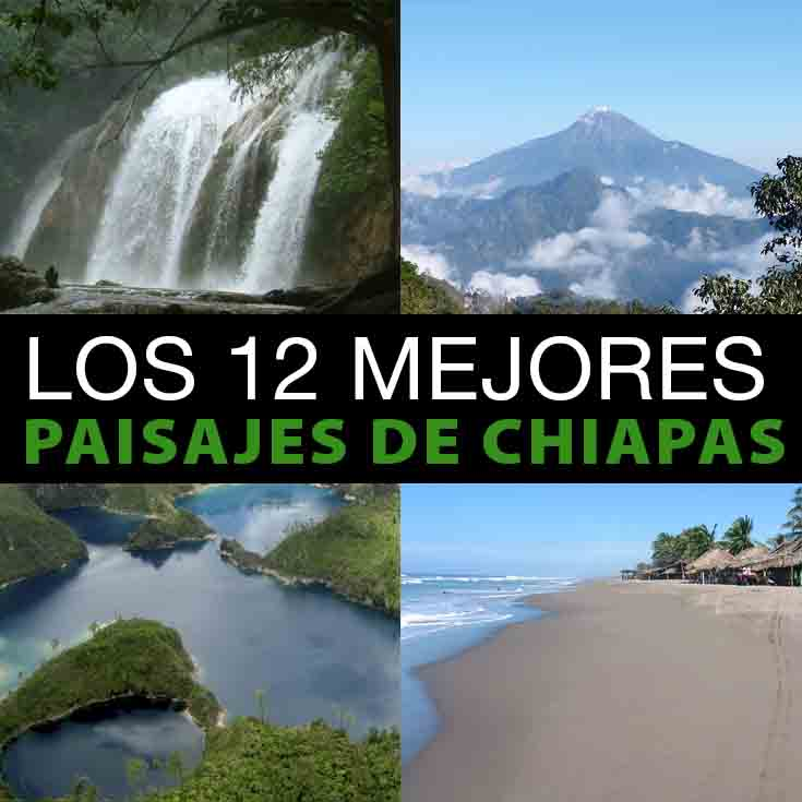 los 12 mejores paisajes de chiapas que tienes que visitar - Imagenes De Paisajes