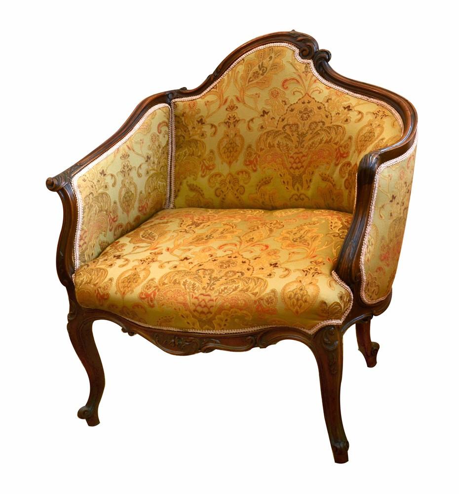 כורסא צרפתית בסגנון לואי ה-15,