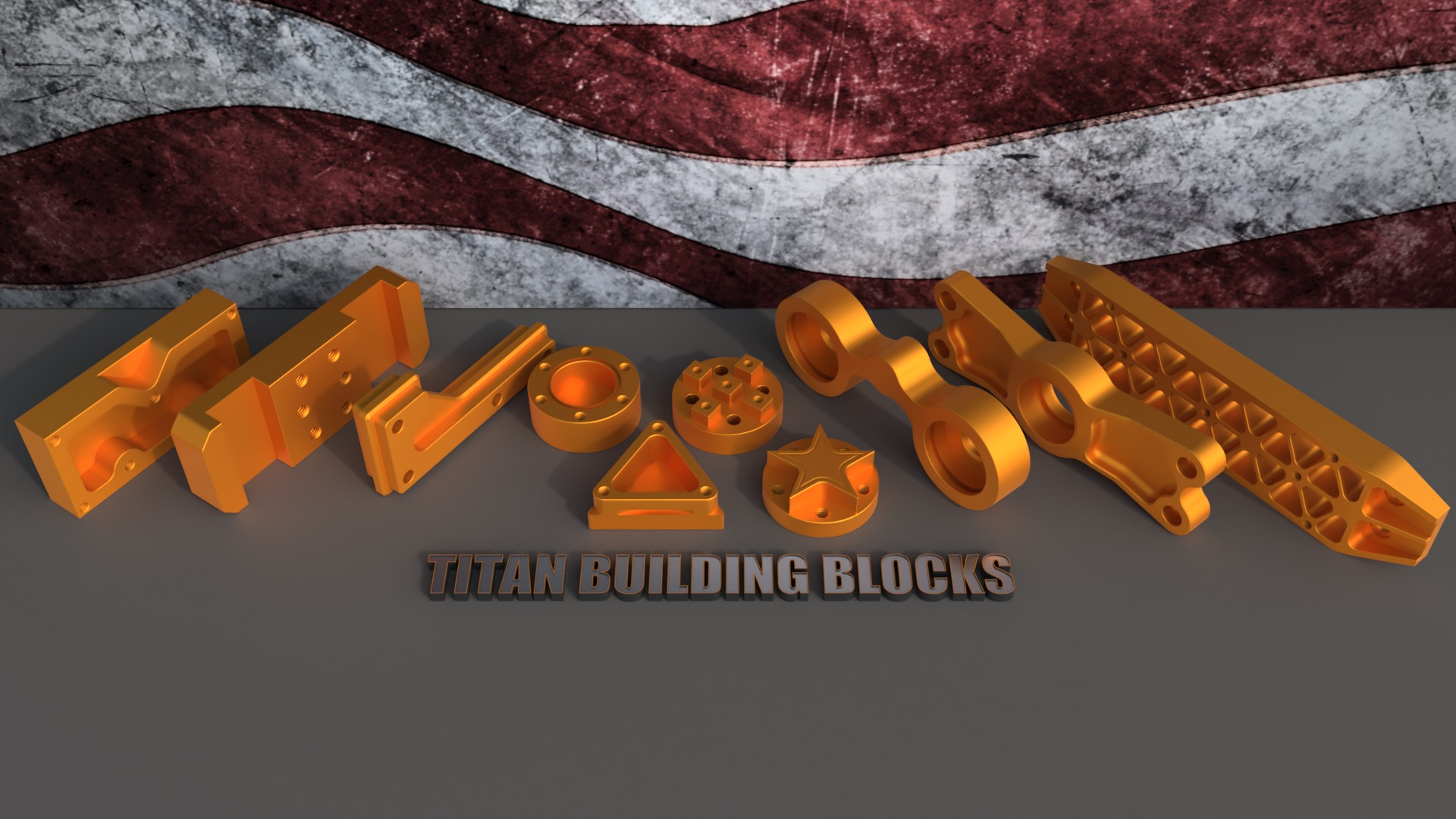 MILL - BUILDING BLOCKS Image