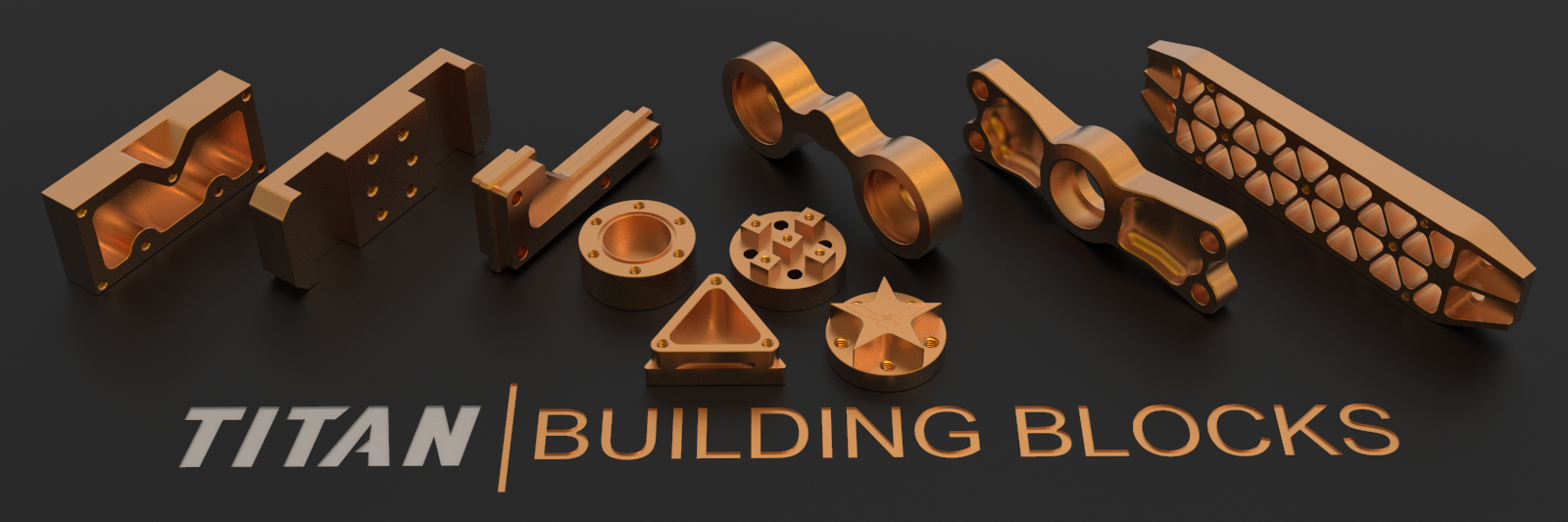 TITAN BUILDING BLOCKS Image