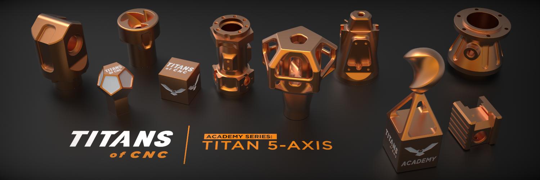 TITAN 5-Axis SERIES Image