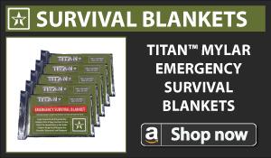 Titan Survival Blankets