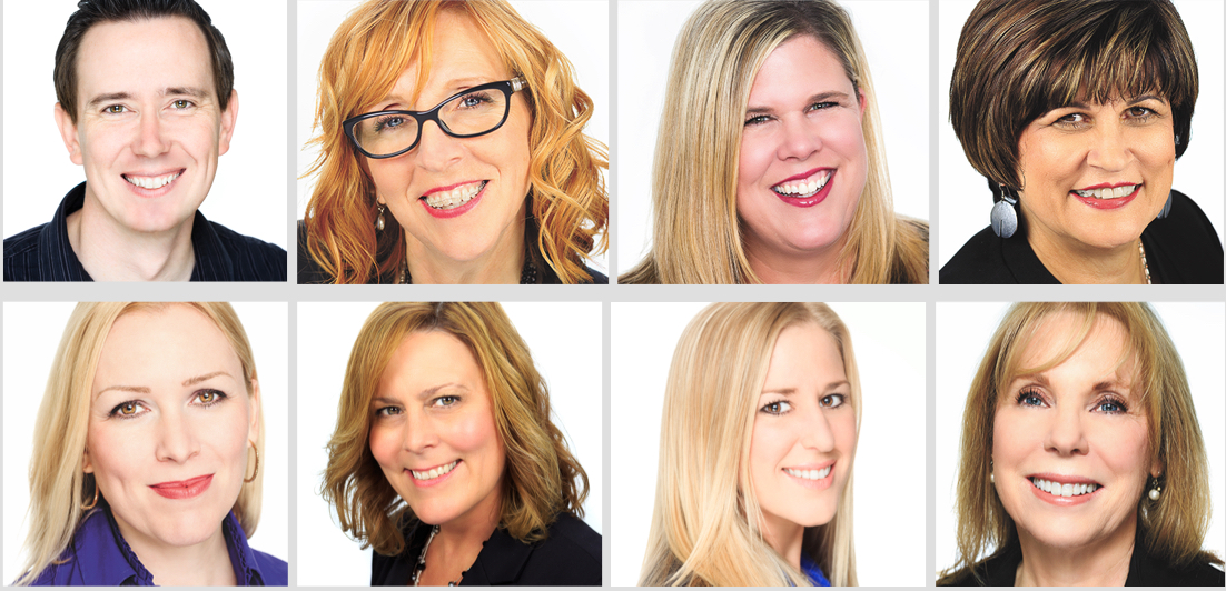 Images of the TLC Real Estate staff