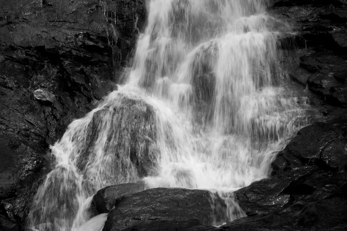 Amicalola Falls in its namesake State Park in Georgia.
