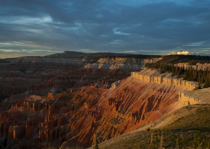 Cedar Breaks Amphitheater in it's namesake National Monument in southern Utah.