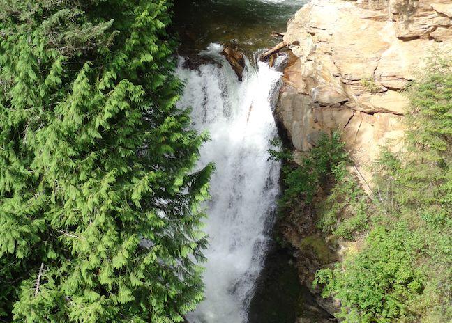 Myrtle Fall in Kootenai NWR.