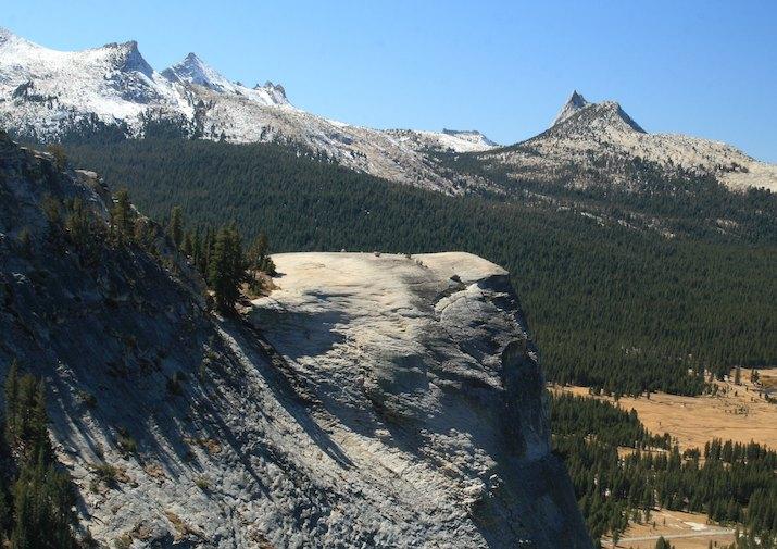 Lembert Dome in Yosemite.