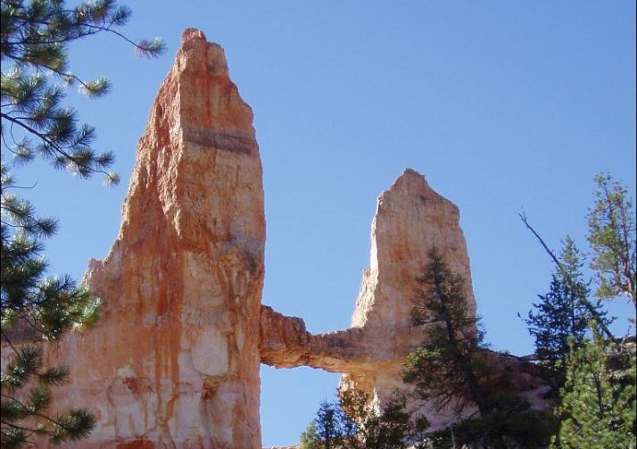 Tower Bridge in Bryce Canyon National Park.