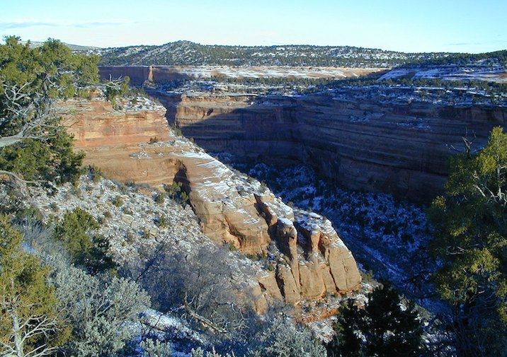 Ute Canyon in Colorado National Monument