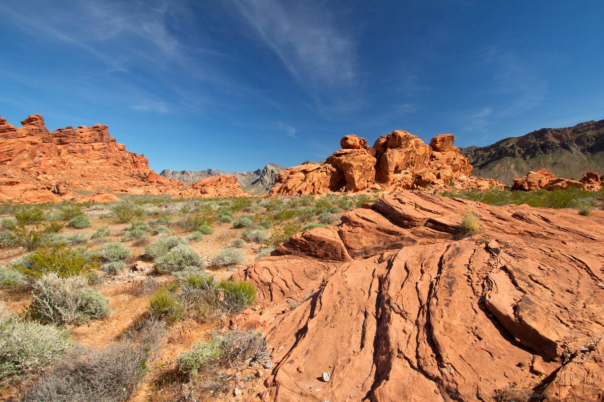 Valley of Fire State Park near Las Vegas Nevada.
