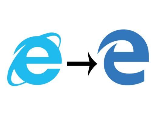 Explorer -> Edge