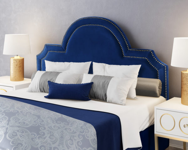 Laylah Navy with Elle Side Table 2