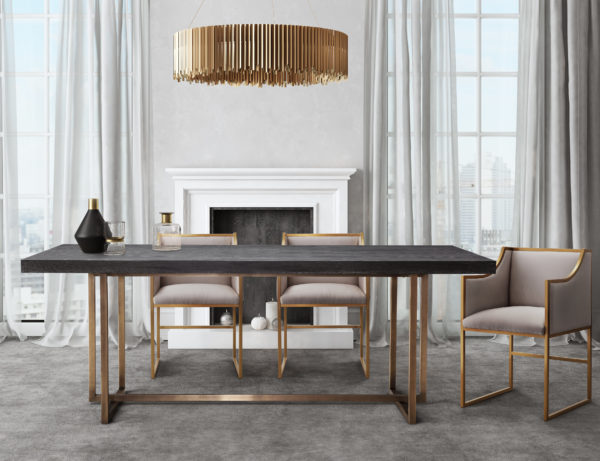 Mason Table with Atara Chairs