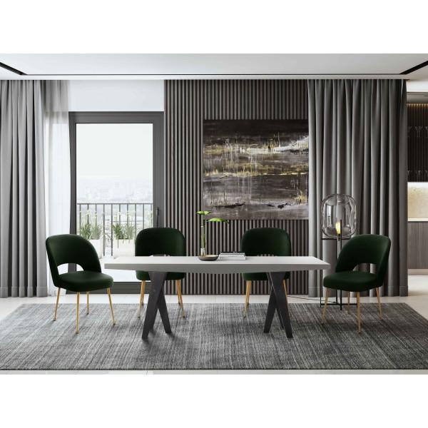 Gowanus Table Swell Chairs