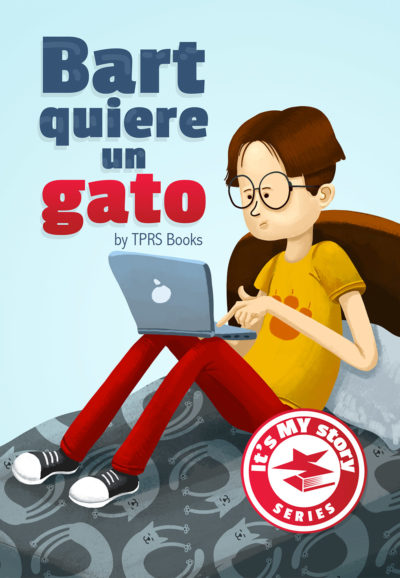 TPRS Books | A Wide Selection of Language Books for Teachers Online