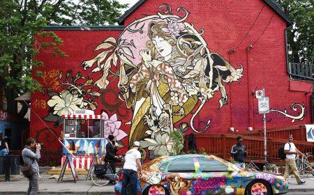 Barrios de Toronto