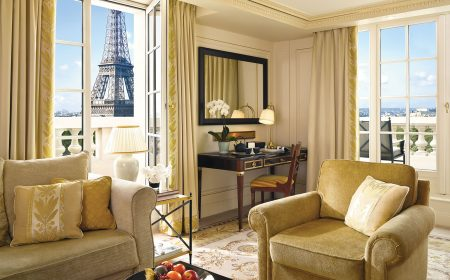 diez hoteles en parís