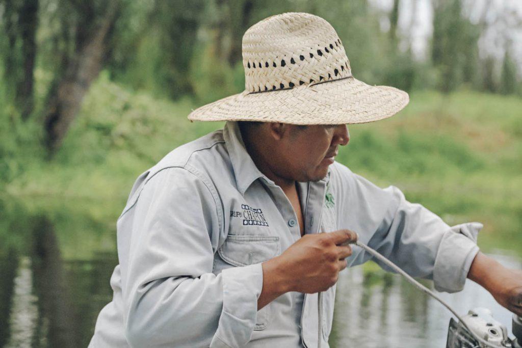 Chinampas Xochimilco