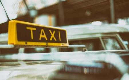 Taxi por Peter Kasprzyk
