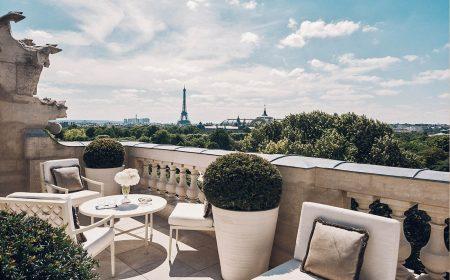 Hotel de Crillon, la reinvención del lujo