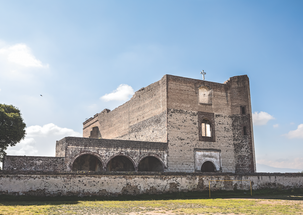 Hacienda Xalostoc