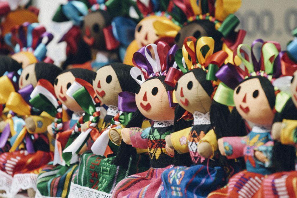 María muñeca