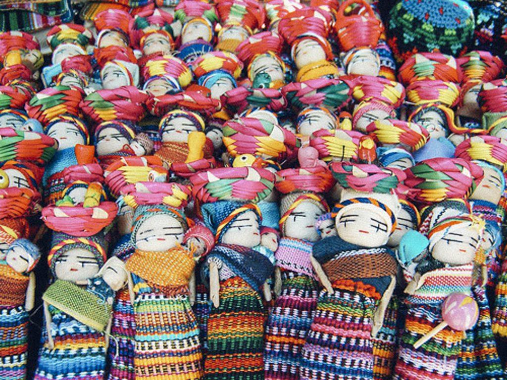 Muñecas Chiapanecas